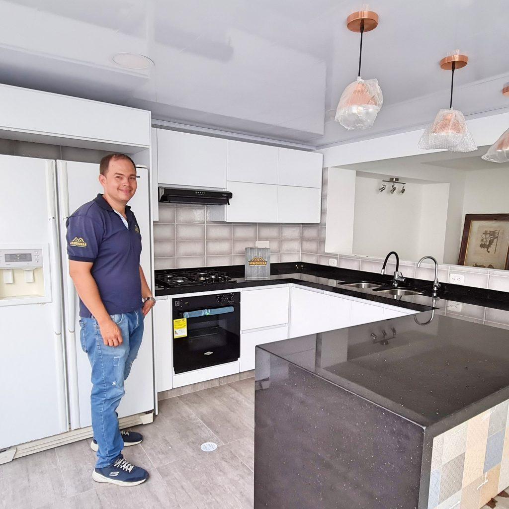 carpintero cocina Bucaramanga