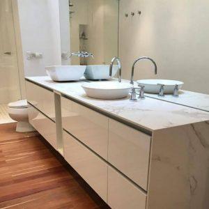 Muebles para baño modulares