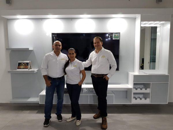 Muebles para televisión en Bucaramanga