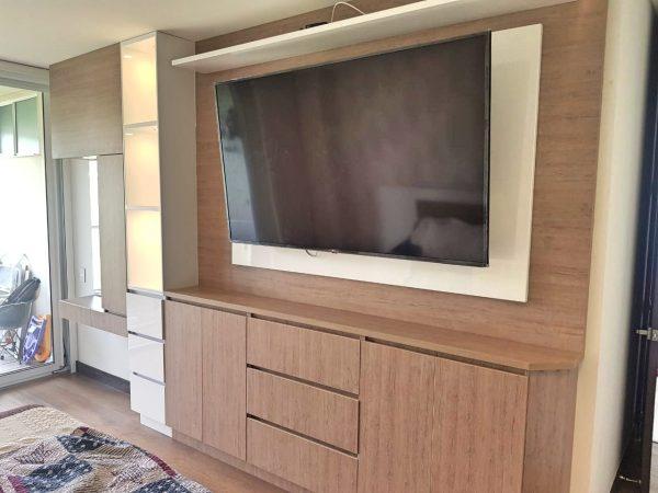 Mueble para televisor en Bucaramanga