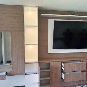 carpintería de mueble TV bucaramanga